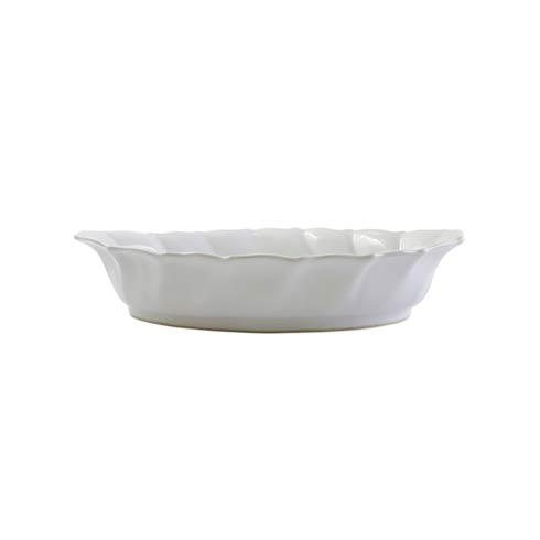 $215.00 Ruffle Handled Oval Baker