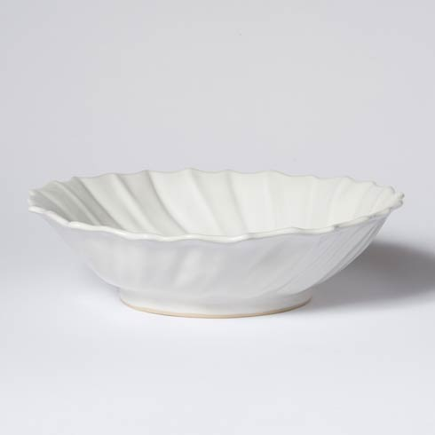 Ruffle Large Bowl