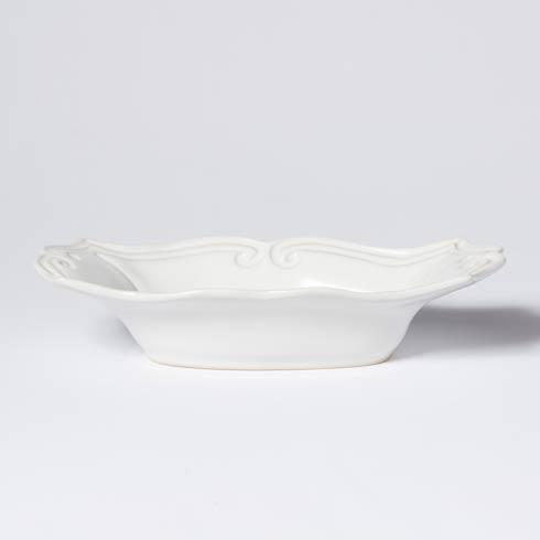 VIETRI Incanto Stone White Baroque Medium Au Gratin $99.00