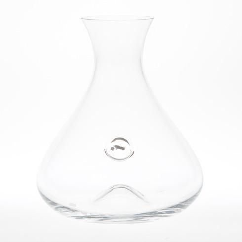 VIETRI  Sommelier Touch Red Wine Decanter $110.00