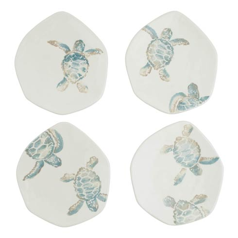 $144.00 Assorted Salad Plates - Set of 4