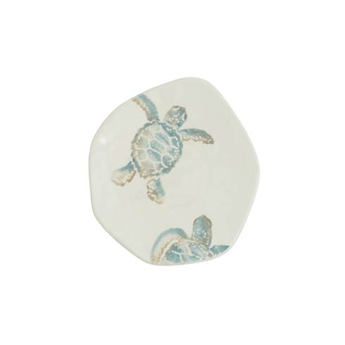 $36.00 Turtle with Head Salad Plate