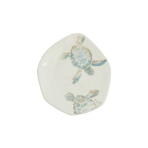 $36.00 Turtle with Tail Salad Plate