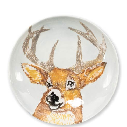 $44.00 Into the Woods Deer Pasta Bowl