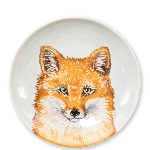 $44.00 Into the Woods Fox Pasta Bowl
