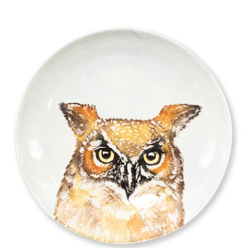 VIETRI  Into the Woods Owl Pasta Bowl $44.00