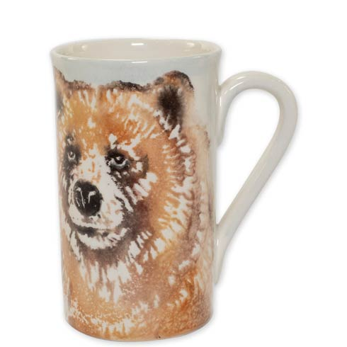 $42.00 Into the Woods Bear Mug