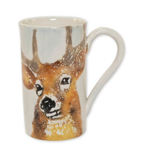 $42.00 Into the Woods Deer Mug