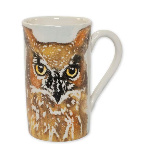 $42.00 Into the Woods Owl Mug