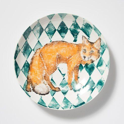 Fox Large Bowl