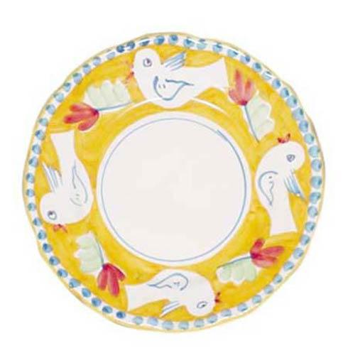 VIETRI Campagna Uccello Dinner Plate $42.00
