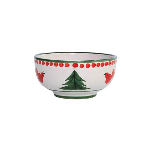VIETRI  Uccello Rosso Cereal/Soup Bowl $38.00