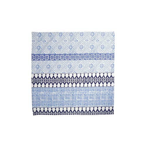 Viva by Vietri  Bohemian Linens Blue Napkins - Set of 4 $34.00
