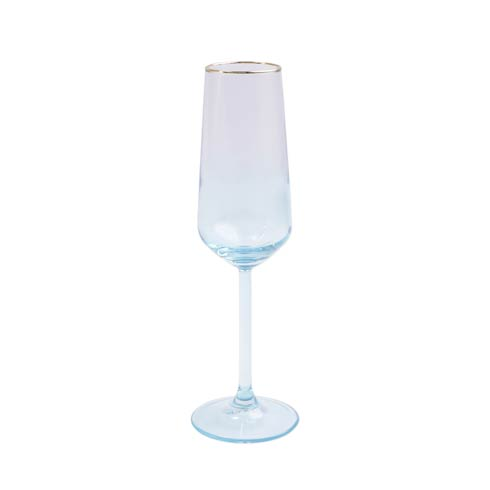 Turquoise Champagne Flute collection with 1 products