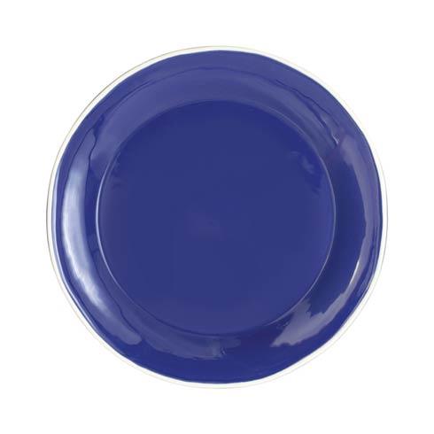 Viva by Vietri Viva Chroma Blue Dinner Plate $20.00