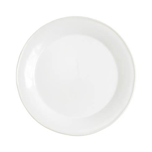 Viva by Vietri Viva Chroma White Dinner Plate $20.00