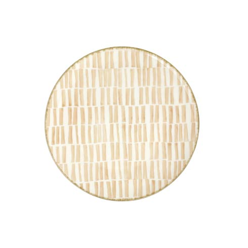 Viva by Vietri  Viva Earth Bamboo Salad Plate $16.00