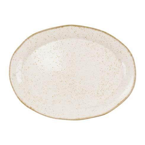 Viva by Vietri  Viva Earth Oval Platter $74.00