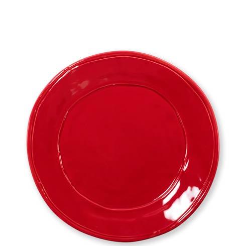 Viva by Vietri Viva Fresh Red Dinner Plate $25.00