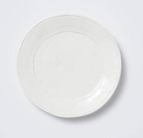 Viva by Vietri Viva Fresh White Dinner Plate $25.00