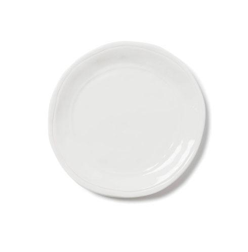 Vietri Viva Fresh White Salad Plate $28.00