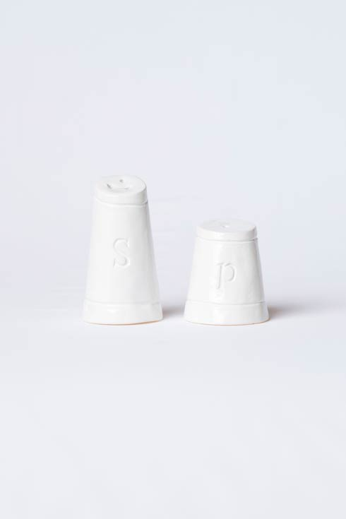 Viva by Vietri Viva Fresh White Salt And Pepper $46.00