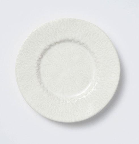 Vietri Viva Lace White Salad Plate $23.00