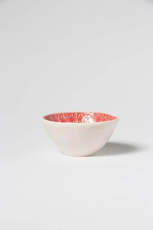 Viva by Vietri Viva Lace Red Cereal Bowl $23.00