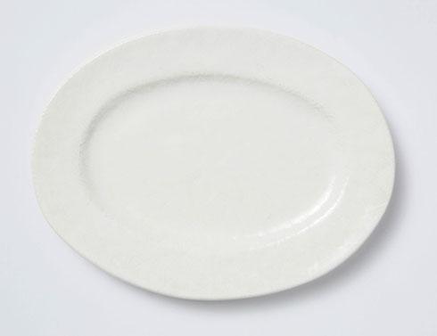 Vietri Viva Lace White Large Oval Platter $68.00