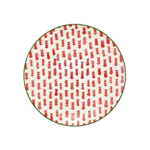 $18.00 Arrow Salad Plate