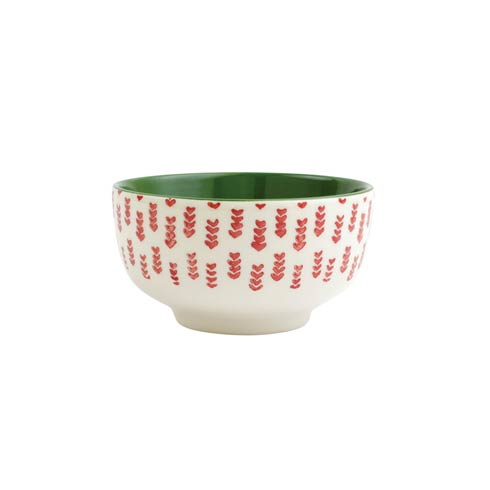 $20.00 Arrow Small Footed Serving Bowl