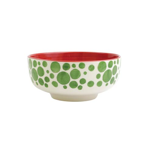 $46.00 Bubble Medium Footed Serving Bowl