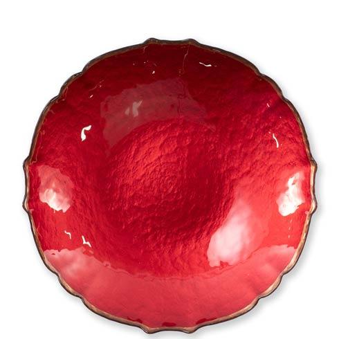 $53.00 Red Medium Bowl