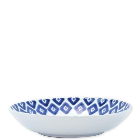 Viva by Vietri  Viva Santorini Diamond Medium Serving Bowl $55.00