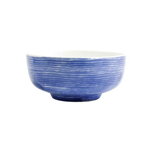 Stripe Medium Footed Serving Bowl collection with 1 products
