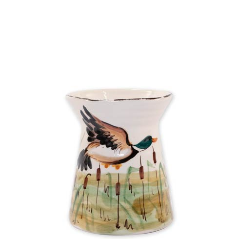 $70.00 Wildlife Mallard Utensil Holder