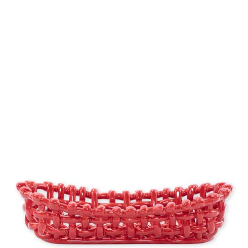 $98.00 Red Bread Basket
