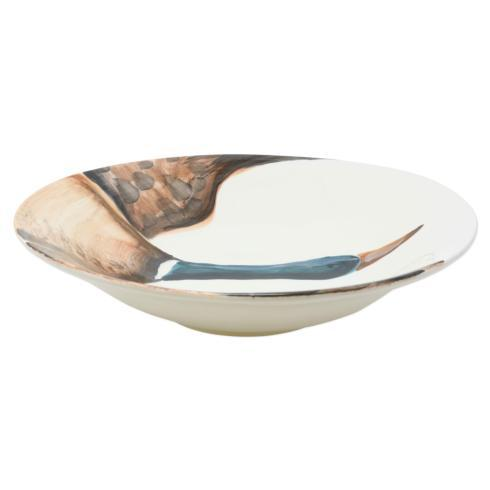 VIETRI  Wildlife Mallard Large Serving Bowl $179.00