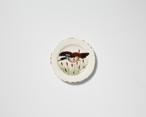Vietri  Wildlife Mallard Salad Plate $52.00