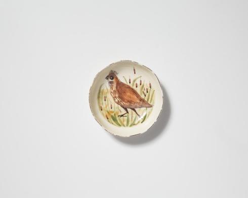 VIETRI  Wildlife Quail Pasta Bowl $52.00