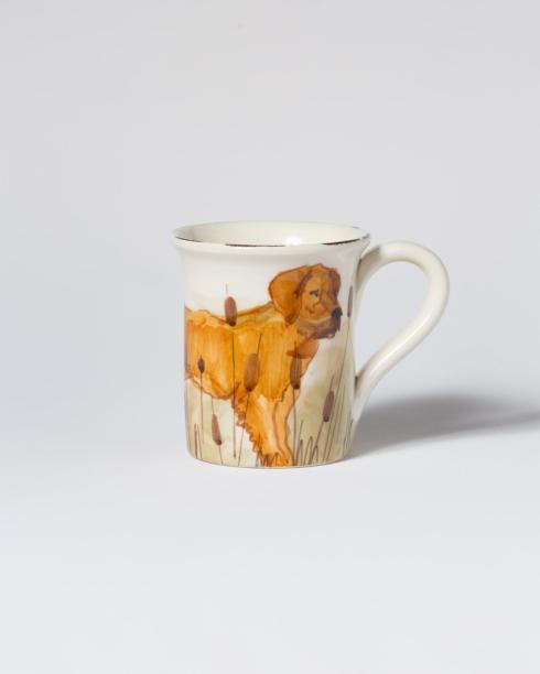 VIETRI  Wildlife Hunting Dog Mug $46.00