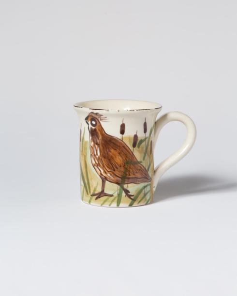 $46.00 Quail Mug