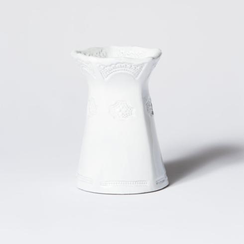 VIETRI Incanto White Lace Small Vase - Gift Boxed $56.00