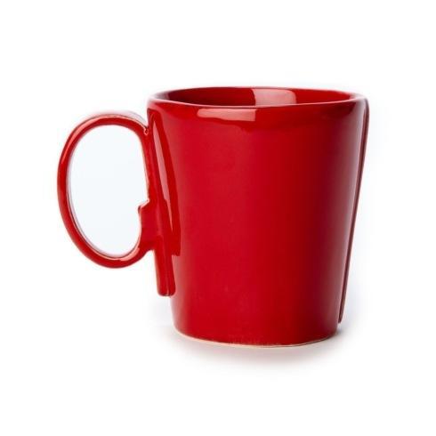 VIETRI Lastra Red Mug $39.00
