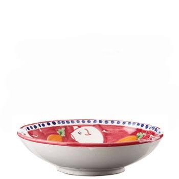 Vietri Campagna Porco Coupe Pasta Bowl $40.00