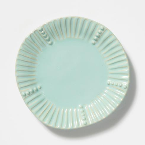$44.00 Stripe Salad Plate