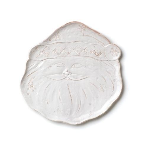 Bellezza Holiday Santa Salad Plate image