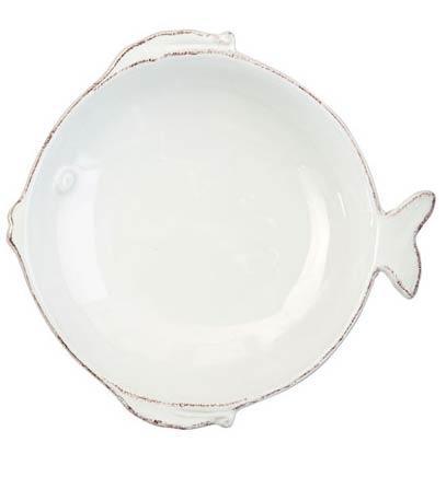 $91.00 White Medium Serving Bowl