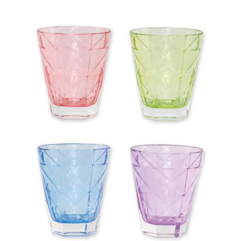 $49.00 Assorted Short Tumblers - Set of 4