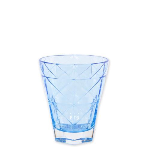 Viva by Vietri  Viva Prism Cobalt Short Tumbler $12.00